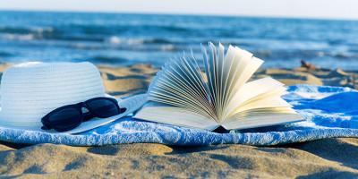 grafika do wpisu: Wakacyjne godziny otwarcia biblioteki!