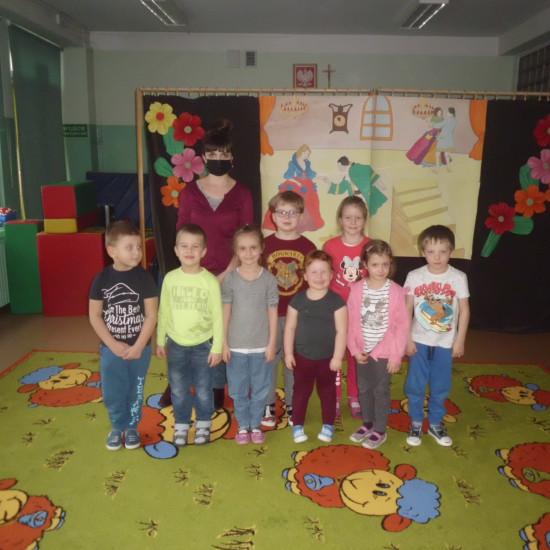 Ekspresowa wizyta w Przedszkolu nr 3