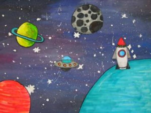 Czy planety ze sobą rozmawiają? A może się kłócą. Tylko o co??? Kolejna propozycja konkursowa na ferie.