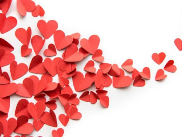Za co kochasz książki? Walentynek czas zacząć... .